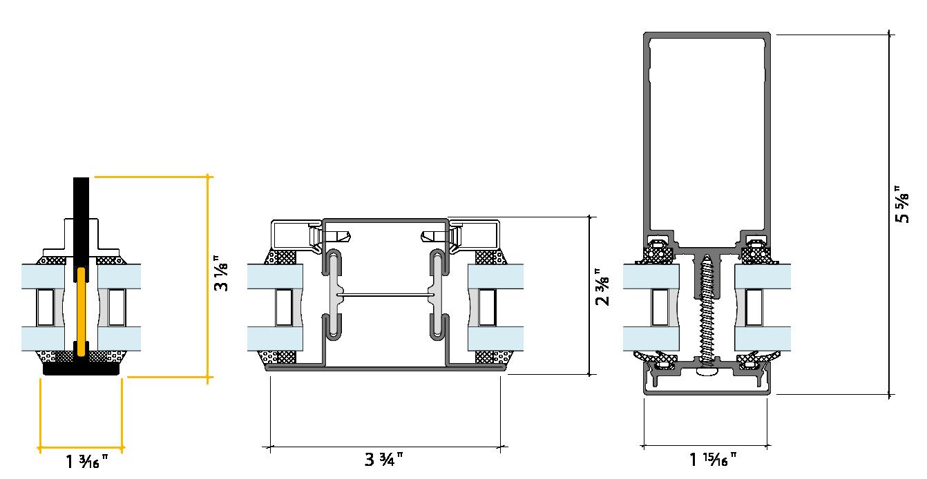 Comparison profile systems MHB US1