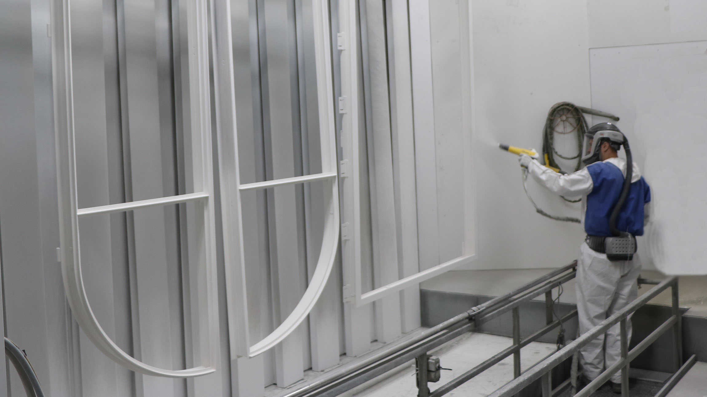 In-house MHB facilities for super durable coatings