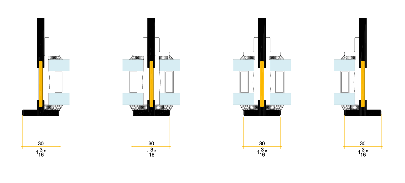 Overview of the MHB profile system for true divided lites (TDL)