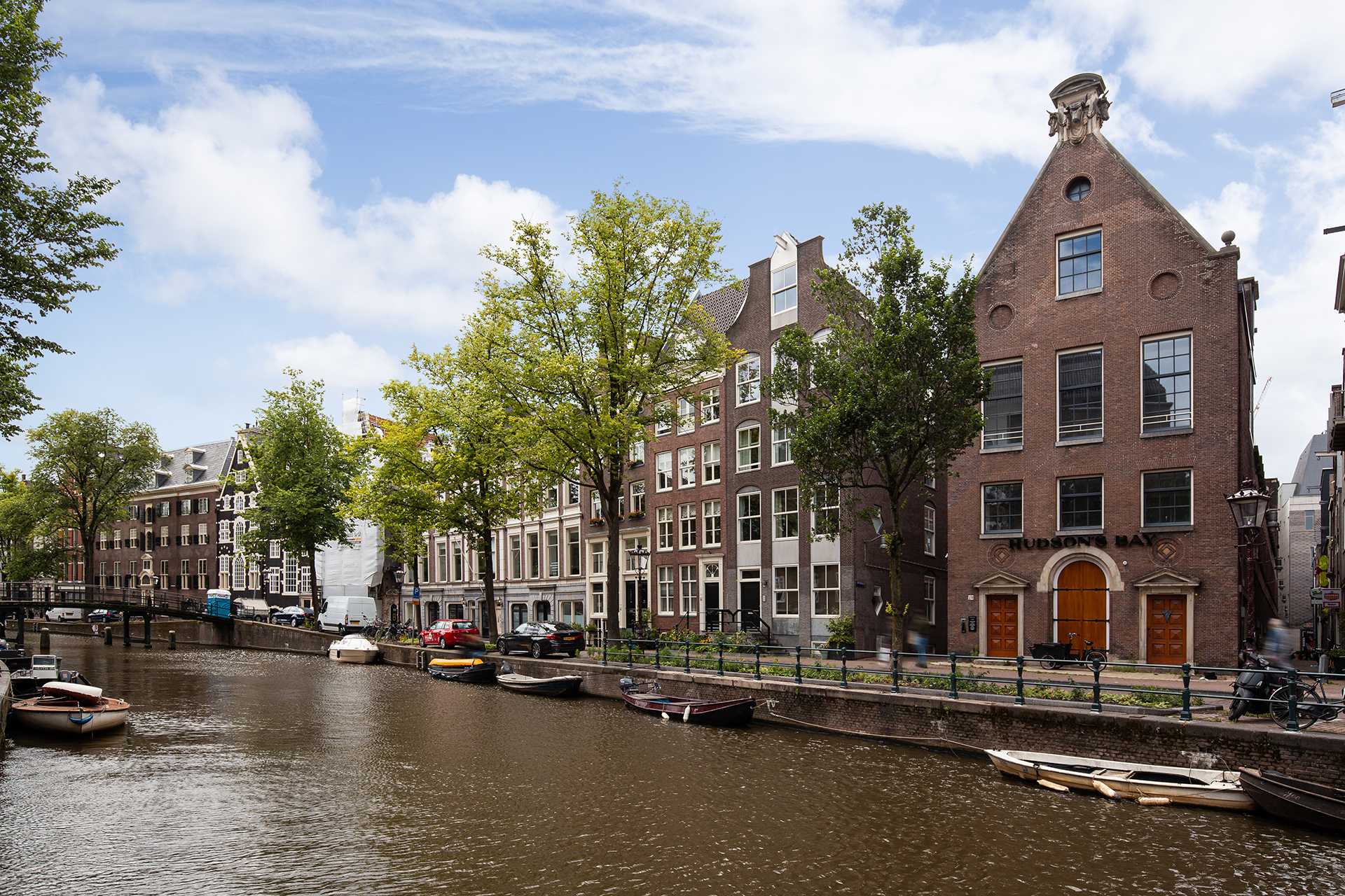 De Vleeshal in Amsterdam front view