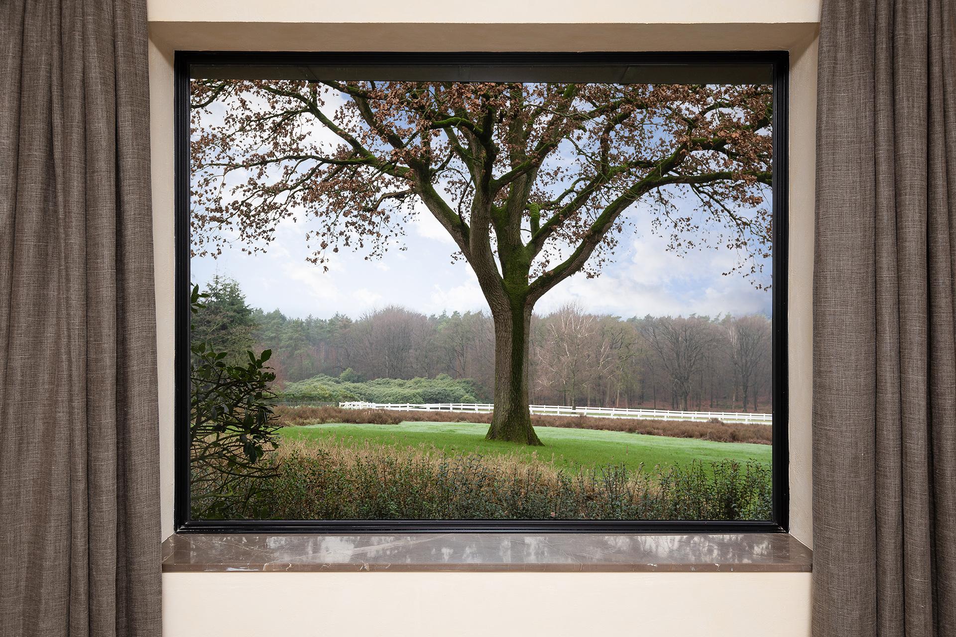 Villa Amerongen steel windows